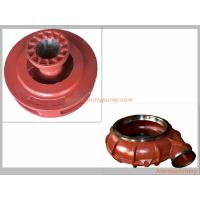 China Casting Process Electric Slurry Pump Parts Wear Resistant OEM / ODM Available wholesale
