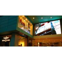 China High Density SMD P6 Advertising Indoor Led Screens Display Wall Iron Or Aluminum Cabinet on sale