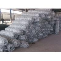China Professional Galvanized Gabion Wire Mesh Safety for Poultry , 0.5-2.5m Width wholesale