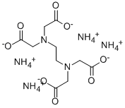 edta 4nh4 40% chemical structure