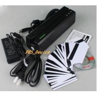China Wholesales high 3TrackS MSR605 Magnetic Stripe Card Reader Writer Swipe Credit & Debit Card MSRE606 with 20 blank Cards wholesale