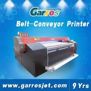 China Garros Large Format Digital Printing Machine Industrial Textile Inkjet Printer with DX5 wholesale