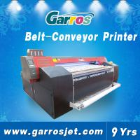 Buy cheap 1.8m Textile Printer Belt Printer Direct to Print On Polyester/Cotton/Woolen from wholesalers
