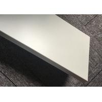 China Chamelon White Gold Aluminum Honeycomb Panels Closed Edge AAMA wholesale