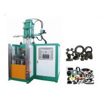 Buy cheap Easy Opertion Rubber Injection Moulding Machine High Efficiency For Silicone from wholesalers