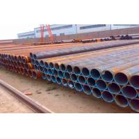 China Seamless 16Mn Alloy Steel Piping JIS 5M - 12M Length Galvanized wholesale