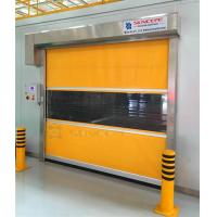 Wholesale High Performance Industrial High Speed Door Large Size for Indoor Use from china suppliers