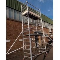 China High Quality Customer-made height Mobile Scaffolding Aluminium Ladder Tower wholesale