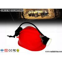China Custom 8000 Lux 5600mA LED Mining Light With Rechargeable Li-Ion Battery wholesale