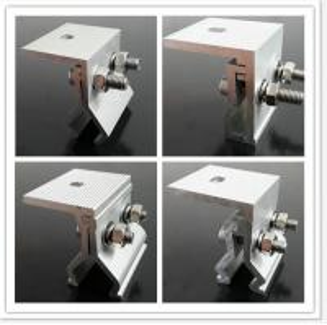 China Custom Aluminium Solar Panel Frame Solar Stent Accessories Small Order Received wholesale