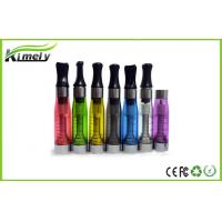 Quality Clear Cartomizer Ce4 E Cigarette Tank Atomizer With Huge Vapor For Ego 650mah Battery for sale
