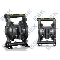 China Food Industry Air Driven Double Diaphragm Pump Convenient Installation wholesale