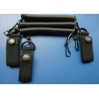 China 3.0 mm Tool Safety  Lanyards Adjustable Tactical Pistol Hand Gun Secure wholesale