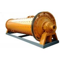 China Mineral Stone / Cement Ball Mill Grinder , Rotating Cylinder Ball Mill Machine wholesale