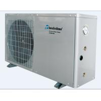 China Outdoor Swimming Pool Heat Pump , Free Standing Water To Water Heat Pump R417a wholesale