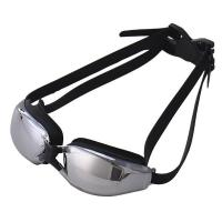 China Black Optical Swimming Goggles , Junior Prescription Swimming Goggles High Strength Fastening wholesale