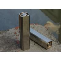 Quality 638nm 800mW Orange-red Beam Square Stainless Steel Laser Flashlight for sale