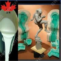 China RTV Moldmaking Silicone for Figurines casting wholesale