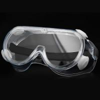 China Anti Fog  Medical Safety Goggles , Medical Eye Protection Glasses Full Enclosed wholesale
