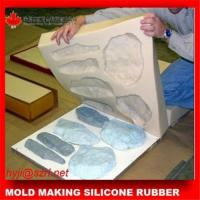China silicone rubber RTV for artficial stone mold making wholesale