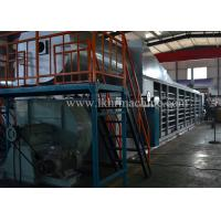 Quality 8 Sides Rotary Reclying Paper Pulp Molding Machine Egg Tray Making , CE & for sale