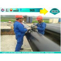 Pe Pipe Insulation Tape black , inner wrap anti corrosion tape for pipeline