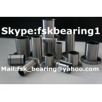 China Lm25uu Op Linear Motion Bearings Vertical Pipe Cylindrical Linear Bearing wholesale