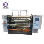 China Plastic Film Automatic Slitting Machine with Razor blade wholesale