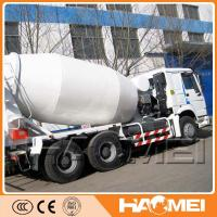 China self loading concrete mixer truck for sale on sale