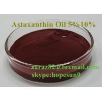 China astaxanthin oil 5%10%20% Cas.472-61-7 wholesale