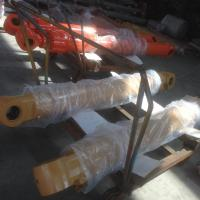 China Caterpillar cat part number 2254529   hydraulic cylinder, E345C,  OEM caterpillar parts wholesale