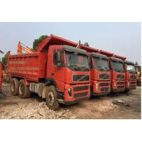 China Front Lifting Used Tipper Second Hand Dumper Volvo Dump Truck Original From Sweden wholesale