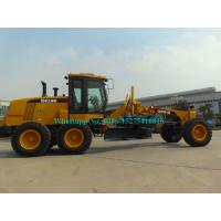 China Yellow Road Construction Machinery XCMG GR215 GR2153 Compact Motor Grader wholesale