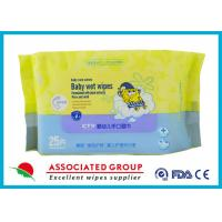 China Alcohol Free Skin Care Safest Unscented Baby Wipes For Sensitive Skin wholesale