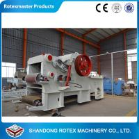 Quality ROTEX 2-6T/H Wood Sawdust Machine With CE for Peanuts Shells , Cotton Seed Fur for sale