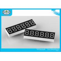 China 0.30 Inch Seven Segment Led Display 20mA With High Luminous Intensity , Eco Friendly wholesale