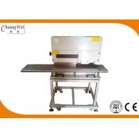 China Pneumatic Type Pcb Separator Tool CWVC-3 With Two  Linear Blade wholesale