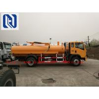 China Self Dumping Sanitation Garbage Truck / Sewage Suction Truck 6x4 336hp For City Cleaning LHD or RHD on sale