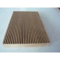 China outdoor wpc decking/eco-friendly plastic wood decking wholesale
