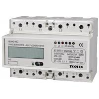 China Three Phase Four Wire Electronic Active Energy Meter With RS485 Communication wholesale