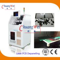 China High Precision Pcb Depaneling Equipment  All Solid State UV Laser 355nm wholesale