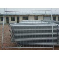 China Portable Security Temporary Construction Fence 5.0mm Dia For Swimming Pool wholesale
