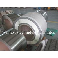 China 304 Cold Rolled Stainless Steel Coil Width 1219mm 1500mm Stainless Steel Strip Roll wholesale