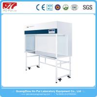 China Cold Rolled Steel Laboratory Work Benches Single Face UV Lamp For Two Person wholesale