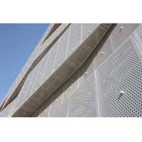 China Perforated Aluminum Panel For Exterior /Outdoor Facade/Curtain Wall Decoration wholesale