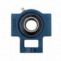 China Deep groove ball bearing with pillow block, UC, UCP, UCF and UCFL types wholesale