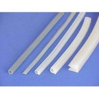 China Extruded Silicone Seal Strip Superior Electrical Performance , FDA Certificate wholesale