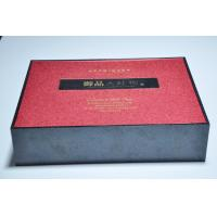 China book shape high quality mooncake packaging box  with tray on sale