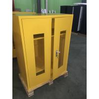 China Flammable Goods Storage Cabinets With Earthing Socket For Combustible Liquid / Paint PPE equipment cabinet wholesale