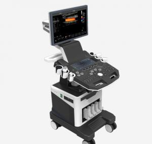Windows Embedded OS medical Trolley Ultrasound Scanner Machine system